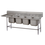Advance Tabco 94-24-80-18L Regaline Sink