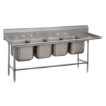 Advance Tabco 94-24-80-18R Regaline Sink