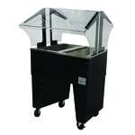 Advance Tabco B2-CPU-B Portable Cold Food Buffet Table