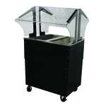 Advance Tabco B2-CPU-B-SB Portable Cold Food Buffet Table
