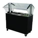 Advance Tabco B3-CPU-B-SB Portable Cold Food Buffet Table