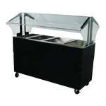Advance Tabco B4-CPU-B-SB Portable Cold Food Buffet Table