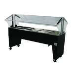 Advance Tabco B5-CPU-B Portable Cold Food Buffet Table