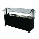 Advance Tabco B5-CPU-B-SB Portable Cold Food Buffet Table