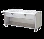 Advance Tabco CPU-3-BS Cold Pan Unit