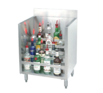 "Advance Tabco CRLR-12 Underbar Basics"" Liquor Bottle Display Unit"