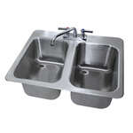 Advance Tabco Advance Tabco DBS-2 Bar Sink