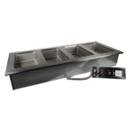Advance Tabco DISW-4-240 Hot Food Well Unit