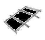 Advance Tabco DTA-63 Pre-rinse Slide Bar