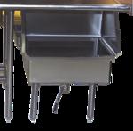 Advance Tabco DTA-82 Dump Sink