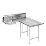 Advance Tabco DTS-D70-48R Dishlanding-Soil Dishtable