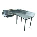 Advance Tabco DTS-K60-120R Korner-Soil Dishtable