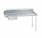 Advance Tabco DTS-S70-120R Straight-Soil Dishtable