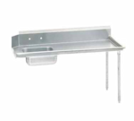 Advance Tabco DTS-S70-84R-X Special Value Straight-Soil Dishtable