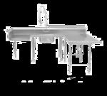 Advance Tabco DTS-U30-120R Dishtable
