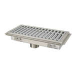 Advance Tabco FFTG-2424 Floor Trough