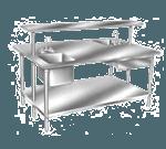 Advance Tabco GLG-4811 Work Table