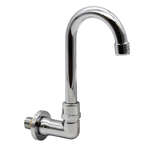Advance Tabco Advance Tabco K-121 Splash-mount swivel gooseneck (requires mixing valves)