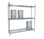 Advance Tabco KR-93 Keg Rack