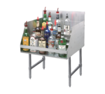 "Advance Tabco LD-2124 Underbar Basics"" Liquor Bottle Display Unit"
