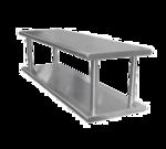 Advance Tabco PA-18-60-2 Pass-Thru Shelf