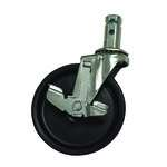 Advance Tabco RA-26 Bolted Stem Caster with brake