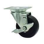 Advance Tabco RA-35 Plate Caster with brake