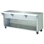 Advance Tabco STU-4-BS Solid Top Table