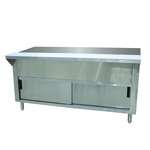 Advance Tabco STU-5-DR Solid Top Table