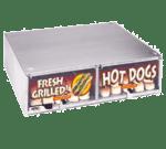 APW Wyott BC-50 Hot Dog Bun Cabinet