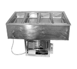 APW Wyott CHDT-4 Cold/Hot Dual Temp Well