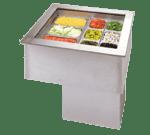 APW Wyott CW-3 Cold Food Well Unit