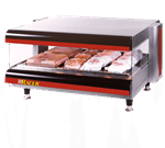 APW Wyott DMXS-30H Racer™ Horizontal Open Air Heated Merchandiser