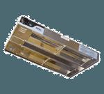 APW Wyott FDD-72H-I Dual Heat Lamp