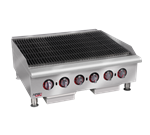 APW Wyott HCRB-2460I Cookline Lava Rock Charbroiler