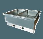 APW Wyott HFWAT-4 Hot Food Well Unit