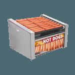 APW Wyott HRS-31SBC X*PERT HotRod® Hot Dog Grill with Bun Cabinet
