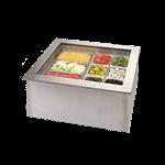 APW Wyott ICP-600 Cold Food Well Unit