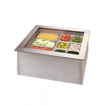 APW Wyott ICPC-500 Cold Food Well Unit