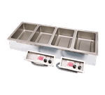 APW Wyott SHFWEZ-4D Hot Food Well Unit