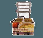 APW Wyott W-9ISP3 Soup Warmer