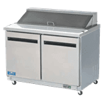 Arctic Air AMT48R Mega Top Sandwich/Salad Prep Table