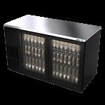 Asber ABBC-58G Back Bar Cooler