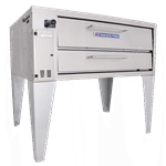 Bakers Pride 151 Super Deck Series Pizza Deck Oven