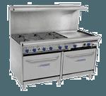 Bakers Pride 60-BPV-6B-RG24-S26 Vantage Series Range