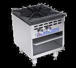 Bakers Pride BPSP-18-3D Restaurant Series Stock Pot Range