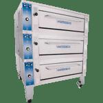 Bakers Pride EP-3-8-3836 Super Deck Series Pizza Deck Oven
