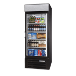 Beverage Air LV27-1-B-LED LumaVue Refrigerated Merchandiser