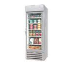 "Beverage Air MMF23-1-B-LED MarketMax"" Freezer Merchandiser"