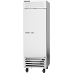 Beverage Air RB23HC-1S 27.25'' 23.1 cu. ft. Bottom Mounted 1 Section Solid Door Reach-In Refrigerator